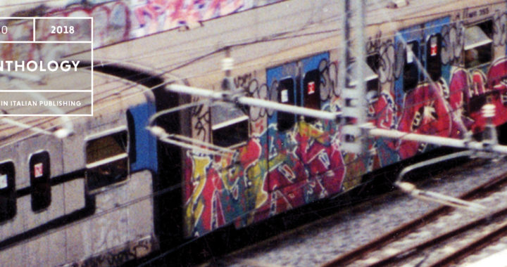 GraffAnthology | 40 anni di writing nell'editoria italiana