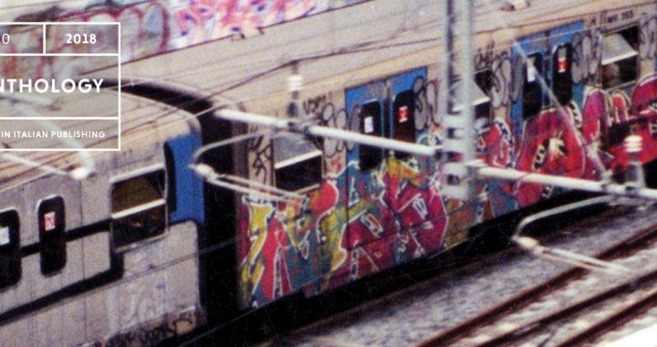 GraffAnthology | 40 anni di writing nell'editoria italiana