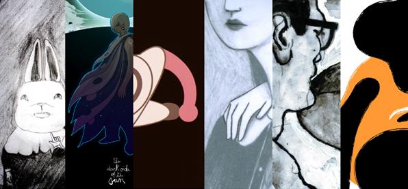 La tela infinita | Rassegna video sul disegno animato d'autore