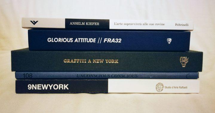 Libri d'arte | I consigliati 17/18