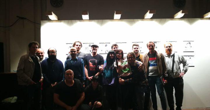 F&P: 4 vecchi di merda | Incontro con Marco Taddei al CSB