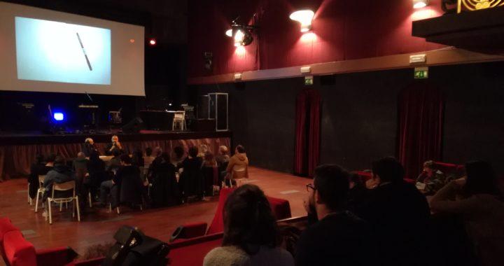 F&P: SOB | Incontro con Maicol&Mirco+Lili Refrain in Concerto disegnato al Lumiere