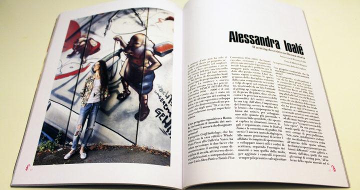 Alessandra Ioalé – Intervista su Stigmazine